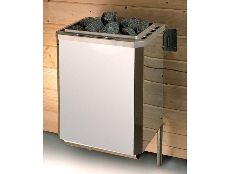 Weka Saunaofen Set 4 Klassik 4,5kW mit digitaler Steuerung